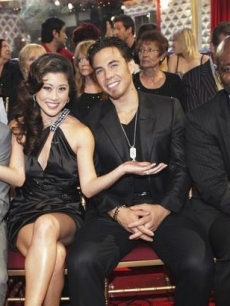 "Gilles Marini, Kristi Yamaguchi, Apolo Anton Ohno and Emmitt Smith return for ""Dancing's"" 200th episode, Nov. 1, 2010"