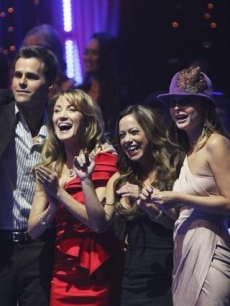 "Joey Lawrence, Cameron Mathison, Jane Seymour, Sabrina Bryan and Josie Maran return for ""Dancing's"" 200th episode, Nov. 1, 2010"