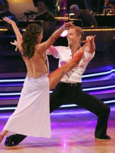 "Jennifer Grey and Derek Hough rumba on ""Dancing,"" Nov. 8, 2010"