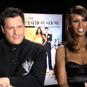Isaac Mizrahi: 'I'm Intimidated By Iman'