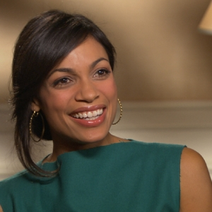 Rosario Dawson On Working With Denzel Washington In 'Unstoppable'