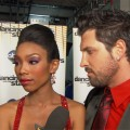 Brandy Battles Against Bullying On 'Dancing' (November 15, 2010)