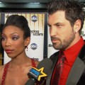 'Dancing' Upset: Brandy & Maks - 'Not Everything Is About Dancing' (November 16, 2010)