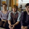 "Emma Watson, Rupert Grint and Daniel Radcliffe in ""Harry Potter and the Deathly Hallows, Part I"""