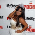 "Nicole ""Snooki"" Polizzi celebrates her 23rd birthday party at Pacha's VIP room Pachita in NYC on November 20, 2010"
