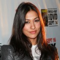 "Janina Gavankar attends FX's Comedy Night for ""It's Always Sunny In Philadelphia"" & ""The League"" at the Cinerama Dome in Hollywood, California on September 14, 2010"