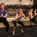Access Hollywood Live: Astrid McGuire's Post-Thanksgiving Workout