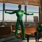 "Ryan Reynolds in ""The Green Lantern"""
