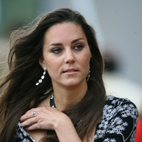 Kate Middleton attends the 46664 Concert In Celebration Of Nelson Mandela&#8217;s Life held at Hyde Park, London, June 27, 2008