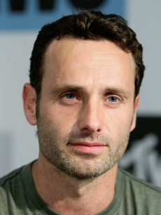 Andrew Lincoln at the MySpace & MTV Tower at Comic Con in San Diego on July 22, 2010
