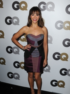 Rashida Jones arrives at the 15th annual &#8220;GQ Men of the Year&#8221; party held at Chateau Marmont in Los Angeles on November 17, 2010 
