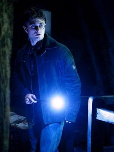 "Daniel Radcliffe in ""Harry Potter and the Deathly Hallows, Part I"""