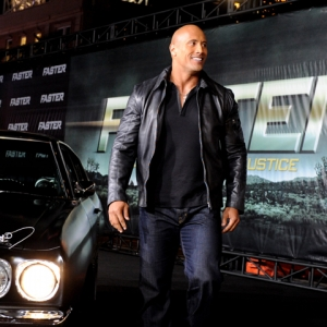 Access Extended: Dwayne Johnson's 'Faster' Premiere, Los Angeles