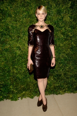 Carey Mulligan attends the 7th Annual CFDA/Vogue Fashion Fund Awards at Skylight SOHO in New York City on November 15, 2010