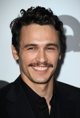 "James Franco arrives at the 15th annual ""GQ Men of the Year"" party held at Chateau Marmont in Los Angeles on November 17, 2010"