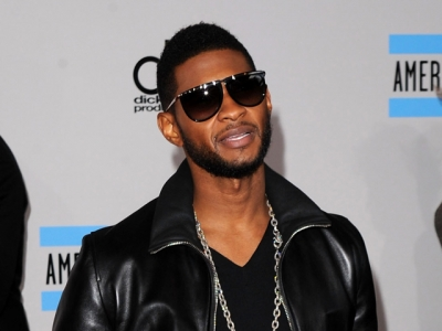 2010 AMAs Red Carpet: Has Usher Become Jaded From His Many Nominations?