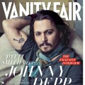 Johnny Depp on the cover of Vanity Fair's January 2011 issue