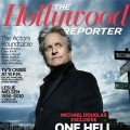 Michael Douglas on the cover of The Hollywood Reporter (Nov. 2010)