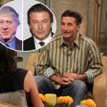 Billy Baldwin talks about who brother Alec should date on Access Hollywood Live, Burbank, Nov. 30, 2010