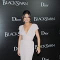 Mila Kunis attends the New York Premiere of 'Black Swan' at Ziegfeld Theatre on November 30, 2010 in New York City.