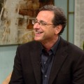 Bob Saget Visits Access Hollywood Live
