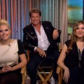 Access Hollywood Live: Three Things You Don't Know About… David Hasselhoff (According To His Daughters)
