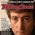 "former Beatle John Lennon is shown on the cover of the Dec. 23, 2010 issue of ""Rolling Stone."" Rolling Stone is releasing John Lennon's final interview on the 30th anniversary of his death"