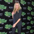 "Cameron Diaz struts her stuff at the Paris photocall for ""The Green Hornet"" at Hotel Royal Monceau Raffle in Paris, France, on December 9, 2010"