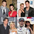 Celebrity and athlete couples