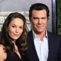 "Diane Lane and Josh Brolin arrive at the screening of ""True Grit"" at the Academy of Motion Picture Arts and Sciences in Beverly Hills on December 9, 2010"