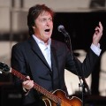 Paul McCartney performs at the World Famous Apollo Theater for the First Time, Celebrating 20 Million Sirius XM Subscribers at The Apollo Theater, NYC, December 13, 2010