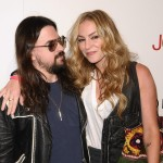Shooter Jennings and Drea de Matteo attend the Charlotte Ronson and JCPenney spring cocktail jam at Milk Studios in Hollywood, California on May 4, 2010