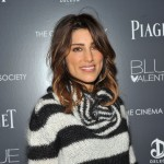 "Jennifer Esposito attends the Cinema Society & Piaget screening of ""Blue Valentine"" at the Tribeca Grand Hotel,NYC, December 13, 2010"