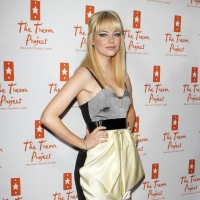 Emma Stone attends Trevor LIVE: An Evening Benefiting The Trevor Project at Hollywood Palladium in Hollywood on December 5, 2010 