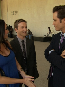 Dish Of Salt: Mark-Paul Gosselaar & Breckin Meyer Have A Blast On 'Franklin & Bash'