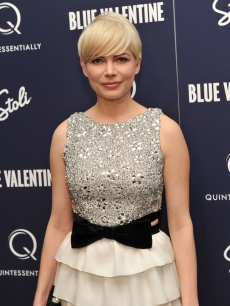 Michelle Williams attends the New York premiere of &#8220;Blue Valentine,&#8221; hosted by Quintessentially at The Museum of Modern Art, New York City, December 7, 2010