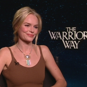 Access Extended: Kate Bosworth Talks 'The Warrior's Way'