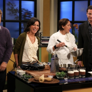 Access Hollywood Live: Tasty Hanukkah Cooking With A Modern Twist!