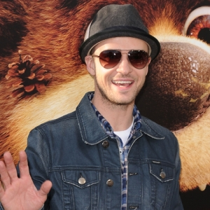 Justin Timberlake Hits The Los Angeles &#8216;Yogi Bear&#8217; Premiere