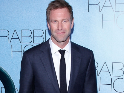 Aaron Eckhart Deals With Tragedy In 'Rabbit Hole'