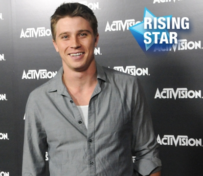 Garrett Hedlund attends the Activision Kick-Off party for E3 at Staples Center on June 14, 2010 in Los Angeles