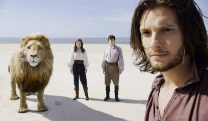 "A scene from ""The Chronicles of Narnia: The Voyage of the Dawn Treader"""