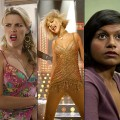 """Cougar Town's"" Busy Phillips, Christina Aguilera in ""Burlesque"" and ""The Office's"" Mindy Kaling"