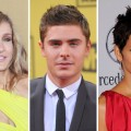 Sarah Jessica Parker, Zac Efron and Halle Berry 