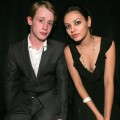 Macaulay Culkin and Mila Kunis seen together in October 2005