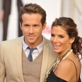 "Ryan Reynolds and Sandra Bullock arrive at the Los Angeles premiere of ""The Proposal"" at the El Capitan Theatre in Hollywood on June 1, 2009"