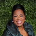 Oprah Winfrey arrives at OWN: Oprah Winfrey Network's 2011 TCA Winter Press Tour cocktail party at the Horseshoe Gardens at the Langham Hotel in Pasadena, Calif. on January 6, 2011