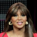 "Toni Braxton speaks during the ""Braxton Family Values"" panel at the WE TV portion of the 2011 Winter TCA press tour held at the Langham Hotel in Pasadena, Calif. on January 7, 2011"