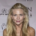 Amy Locane arrives at the Gen-Art Fall 2005 LA Fashion Week Kick Off Party on March 14, 2005 at the MOCA Geffen Contemporary Museum in Los Angeles