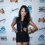 Jasmine Villegas attends her 17th Birthday Bash Presented By Solana Branding on December 5, 2010 in Los Angeles